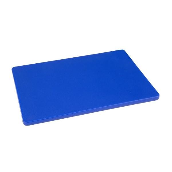 Hygiplas LDPE snijplank blauw 30,5×22,9×1,2cm