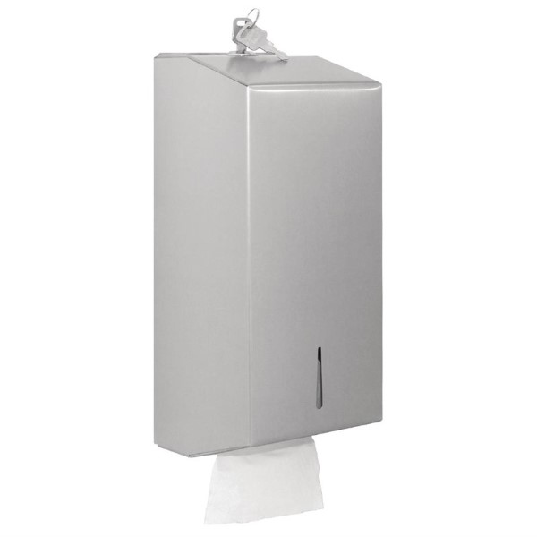 Jantex RVS toilettissue dispenser
