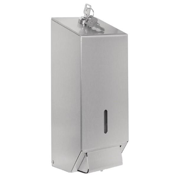 Jantex RVS zeepdispenser 1L