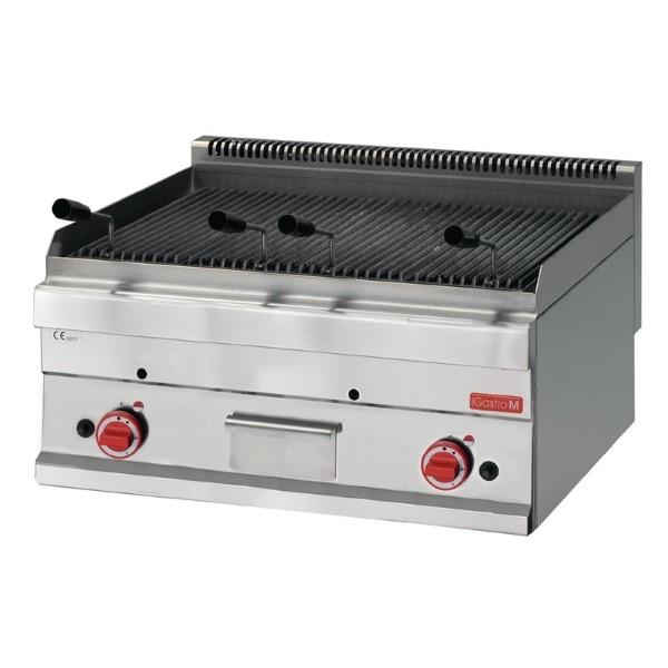 Gastro M 650 gas lavasteen grill 65/70 GRL