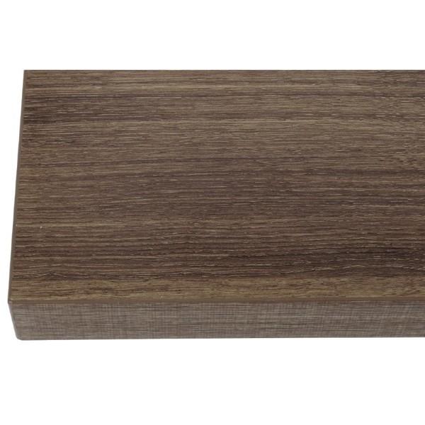 Bolero vierkant tafelblad Rustic Oak 70cm