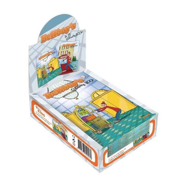 Dining Kids kleurboeken Piccolo
