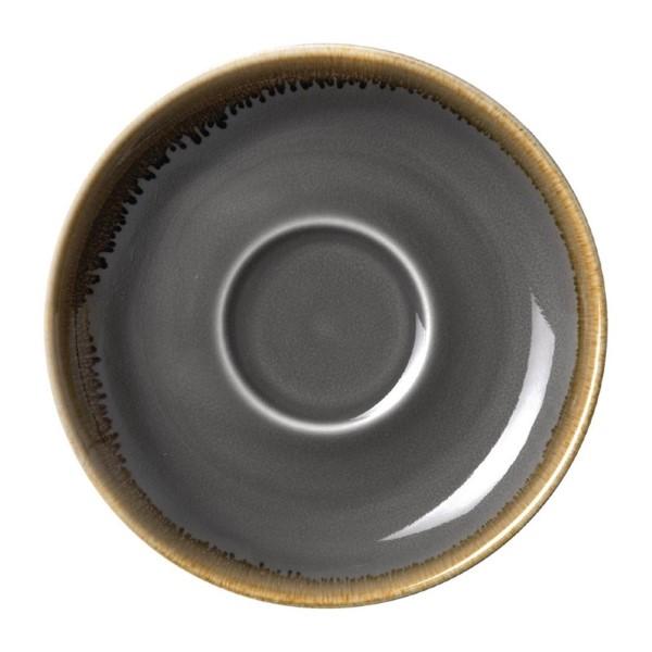Olympia Kiln cappuccinoschotels grijs 16cm