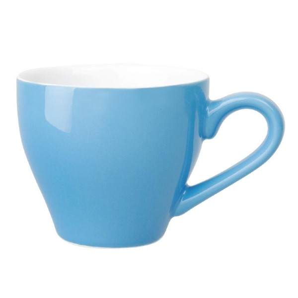 Olympia Café espressokoppen blauw 10cl