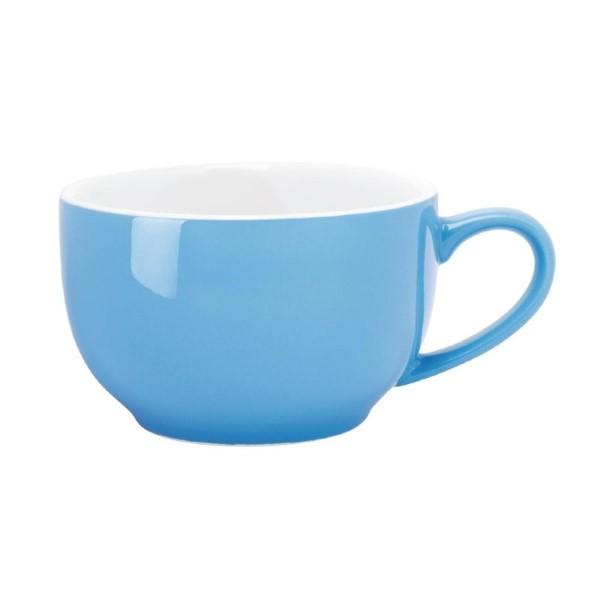 Olympia Café koffiekoppen blauw 23cl