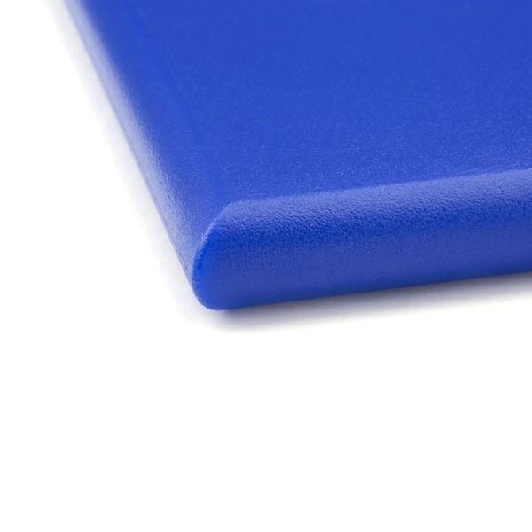 Hygiplas HDPE snijplank blauw 450x300x25mm