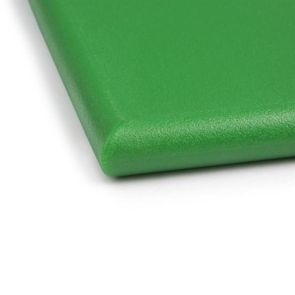 Hygiplas HDPE snijplank groen 600x450x25mm