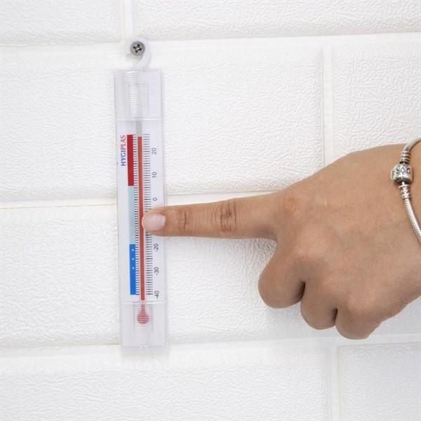 Hygiplas hangende vriezerthermometer