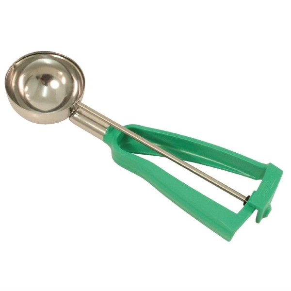 Bonzer Litegrip portioneerlepel groen maat 12