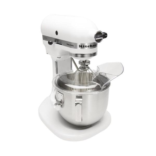 KitchenAid K5 planetaire mixer wit 4,8L