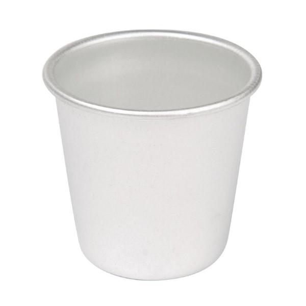 Vogue aluminium puddingvorm 6×6,5cm