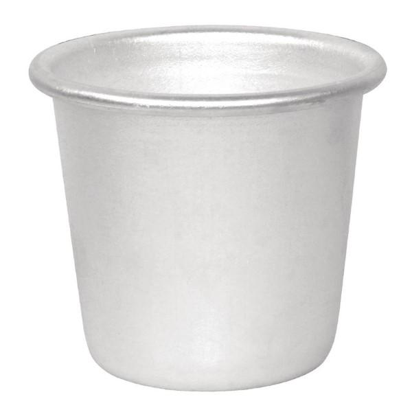 Vogue aluminium puddingvorm 5×5,5cm