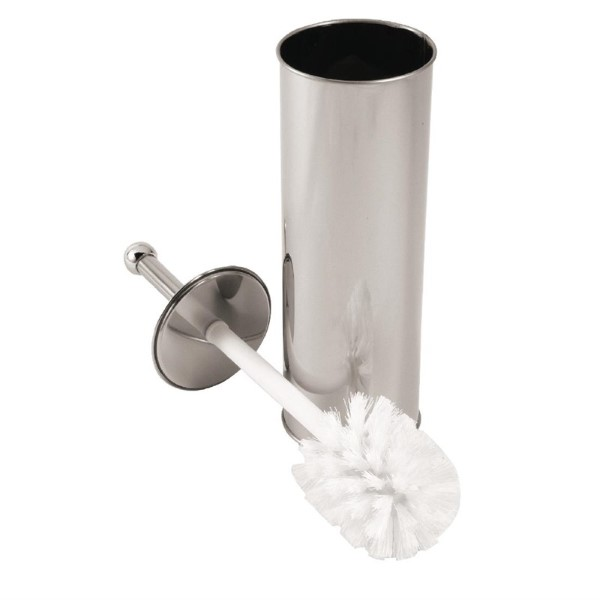 Jantex toiletborstel met RVS houder