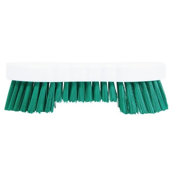 Jantex schrobborstel groen