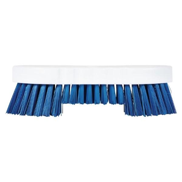 Jantex schrobborstel blauw