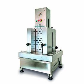 Sinmag chocoladeraspmachine QM-210